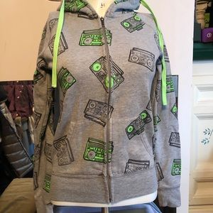 SWS hoodie size small